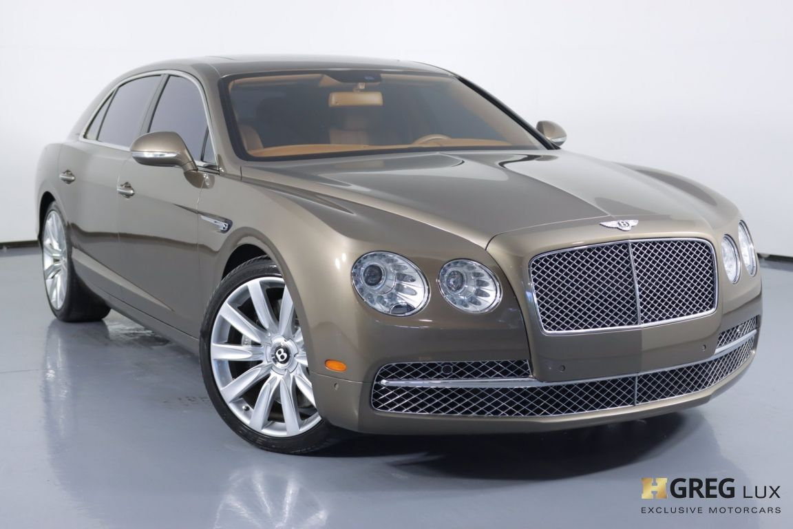 2015 Bentley Flying Spur W12 #0