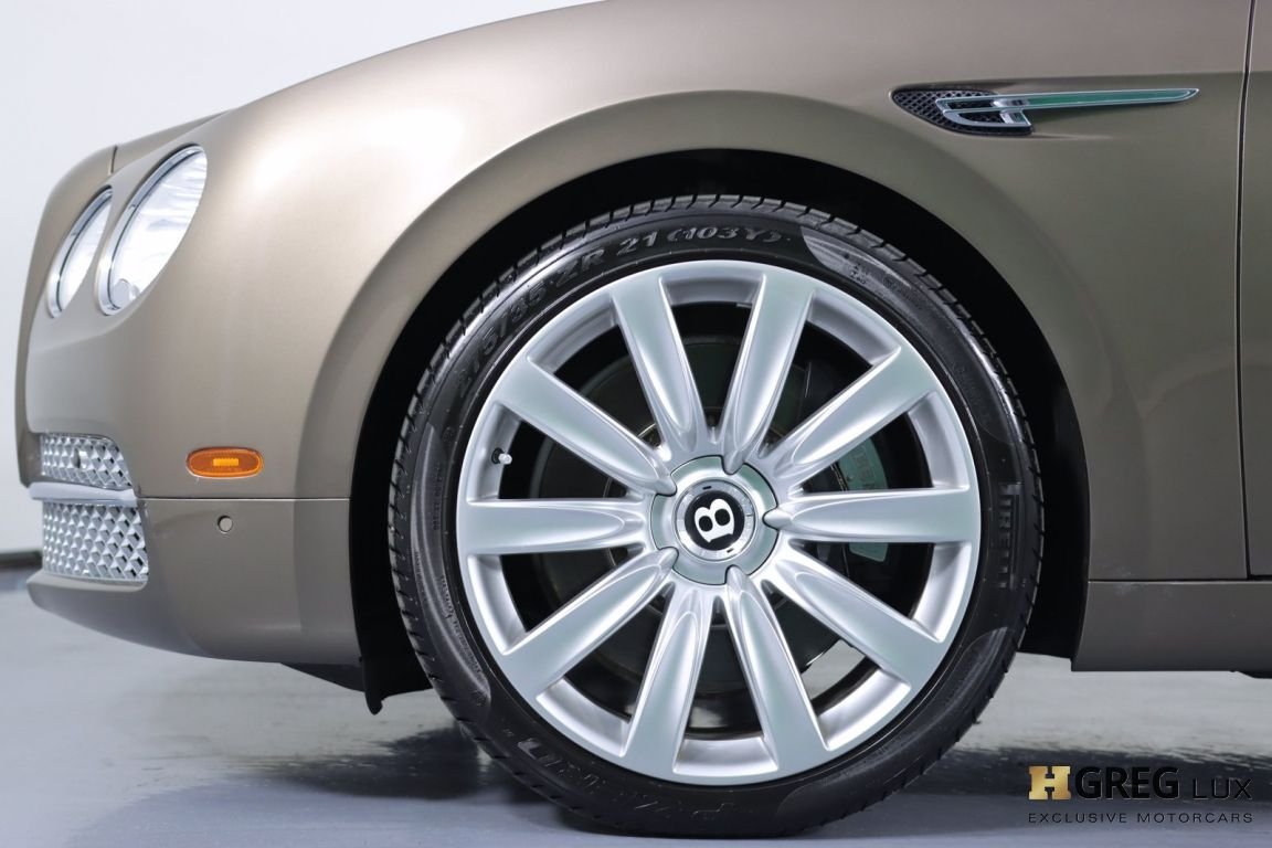2015 Bentley Flying Spur W12 #22