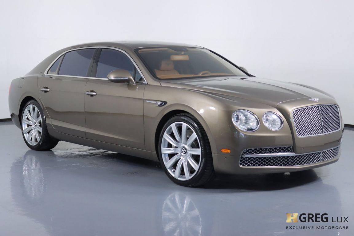 2015 Bentley Flying Spur W12 #9