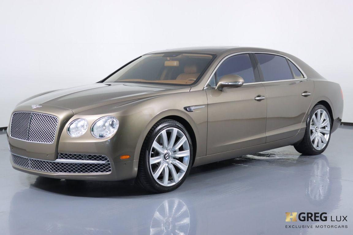 2015 Bentley Flying Spur W12 #26