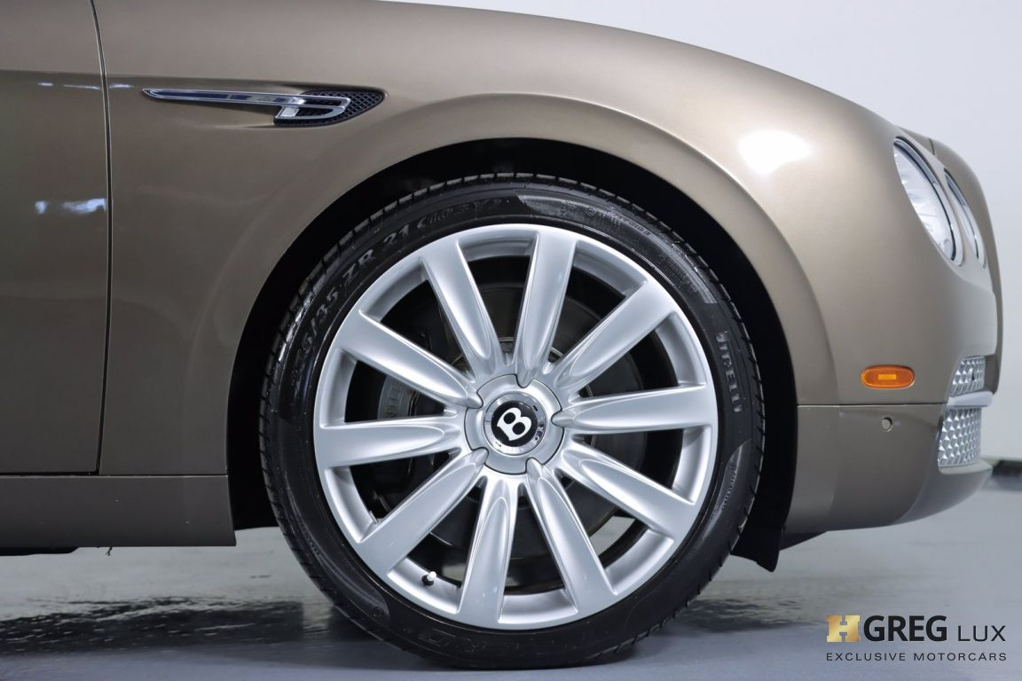 2015 Bentley Flying Spur W12 #11