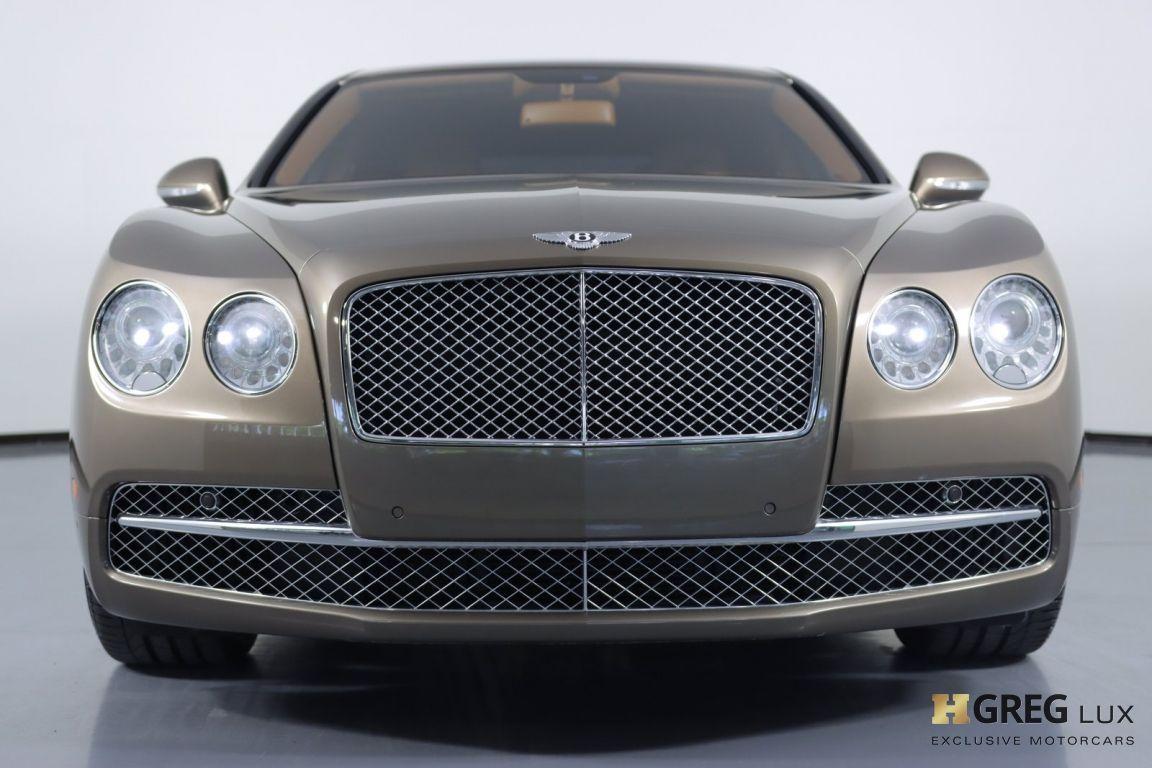 2015 Bentley Flying Spur W12 #3