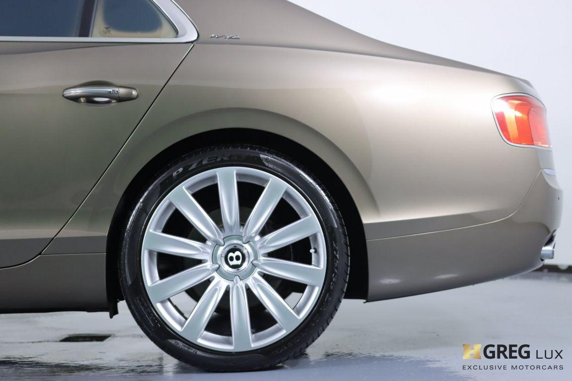 2015 Bentley Flying Spur W12 #24