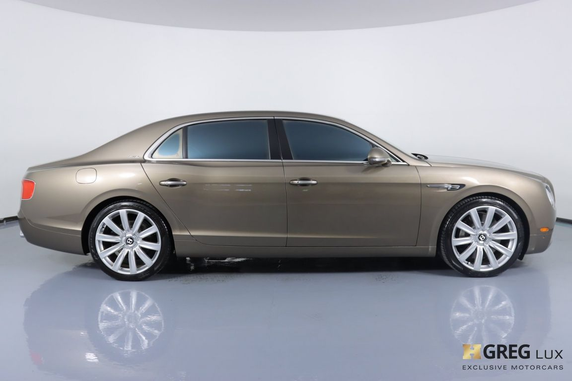 2015 Bentley Flying Spur W12 #10