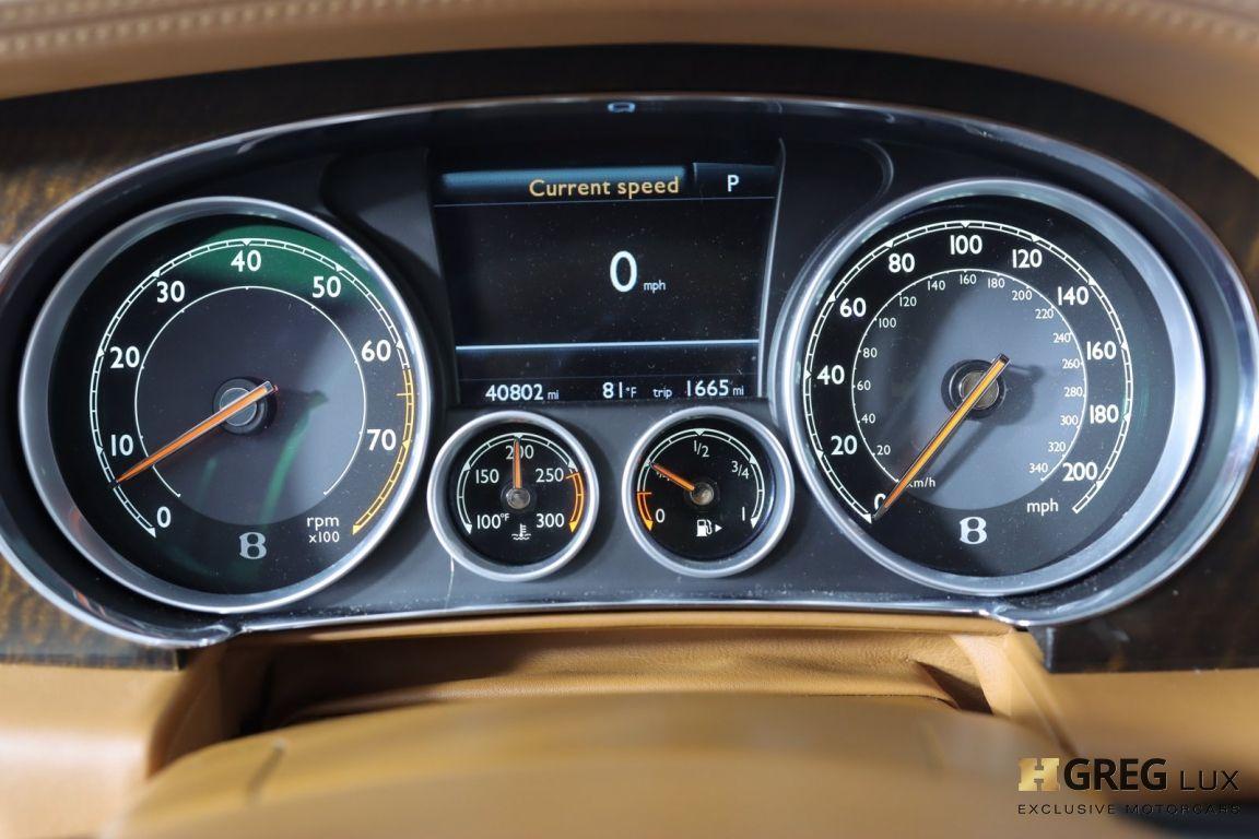 2015 Bentley Flying Spur W12 #45