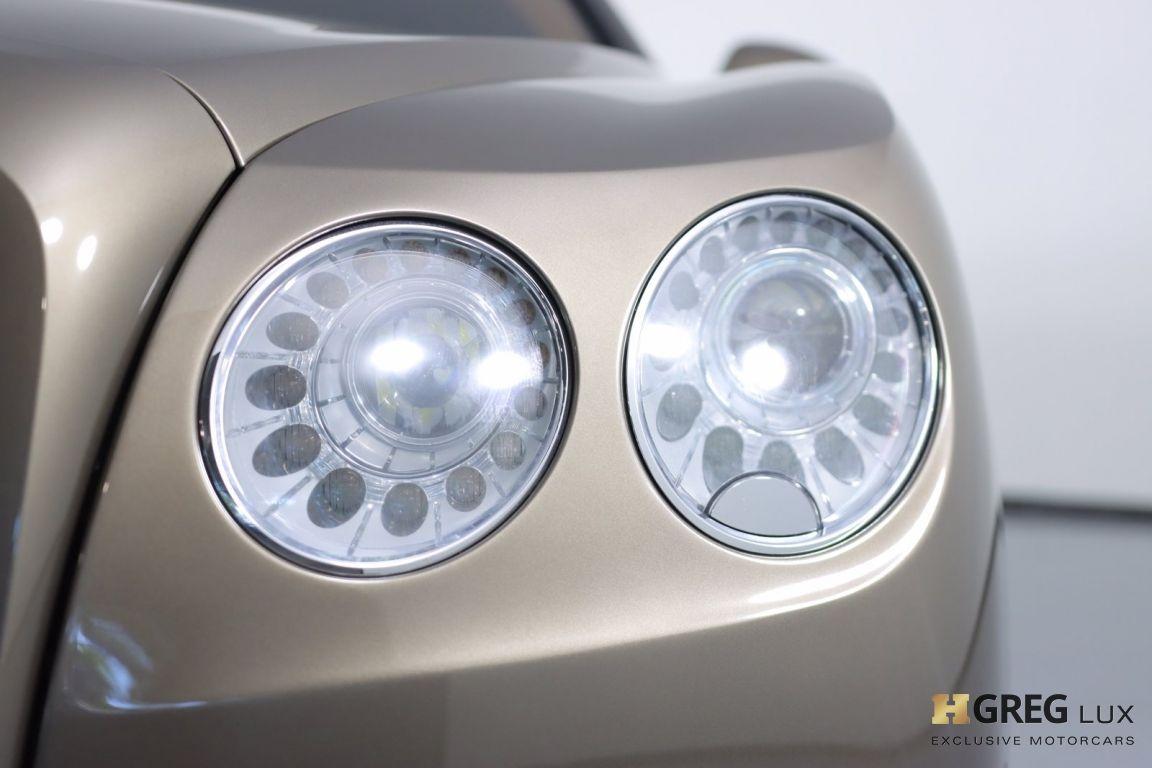 2015 Bentley Flying Spur W12 #5