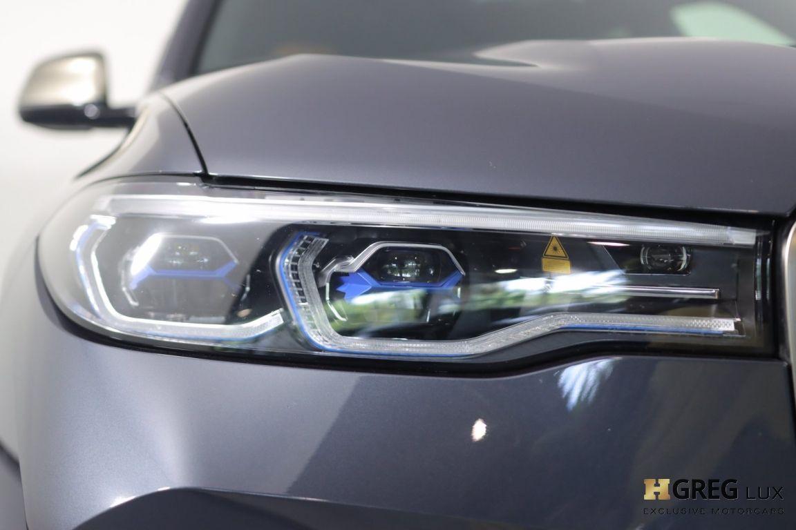 2021 BMW X7 M50i #4
