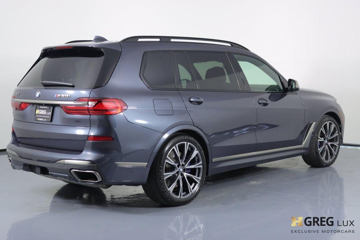 2021 BMW X7 M50i #15