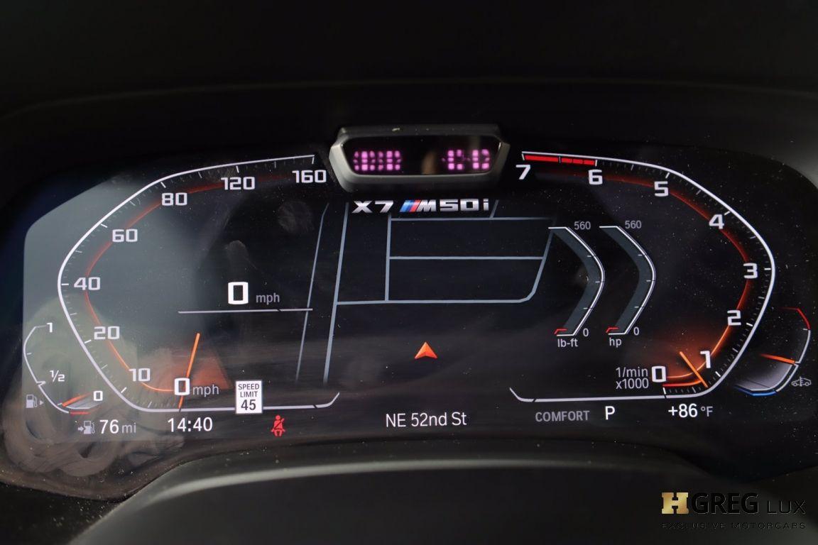 2021 BMW X7 M50i #47