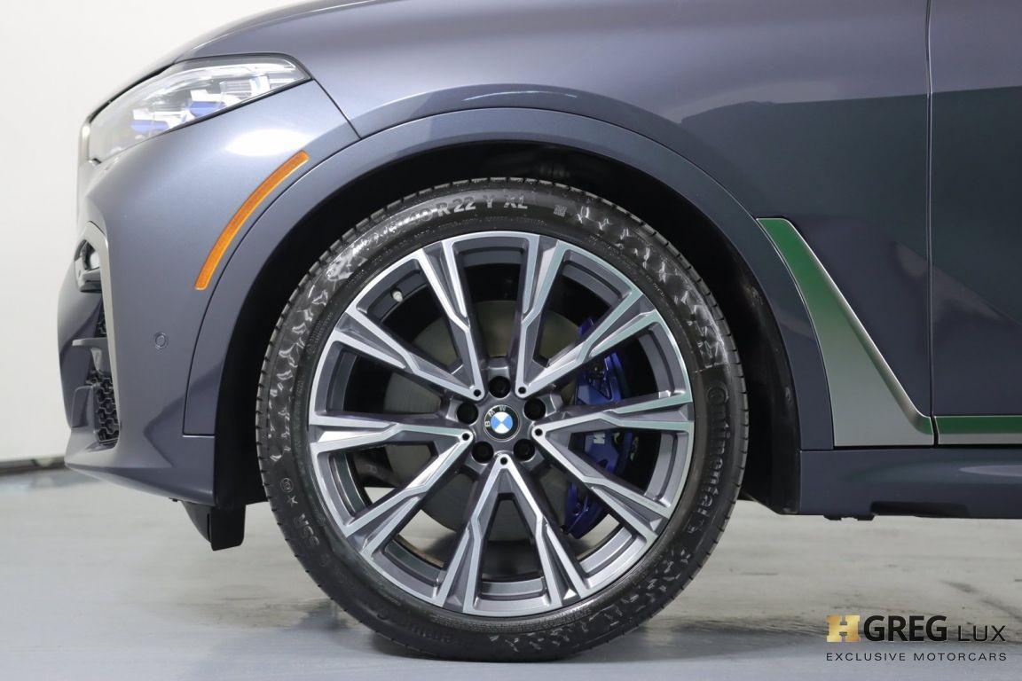 2021 BMW X7 M50i #22