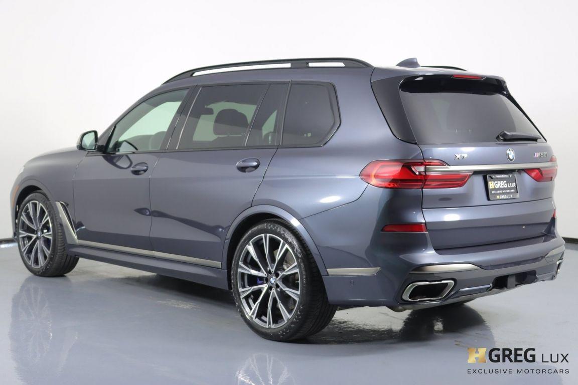2021 BMW X7 M50i #21