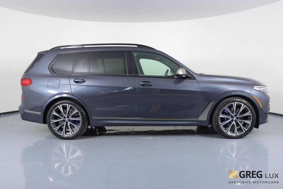 2021 BMW X7 M50i #10