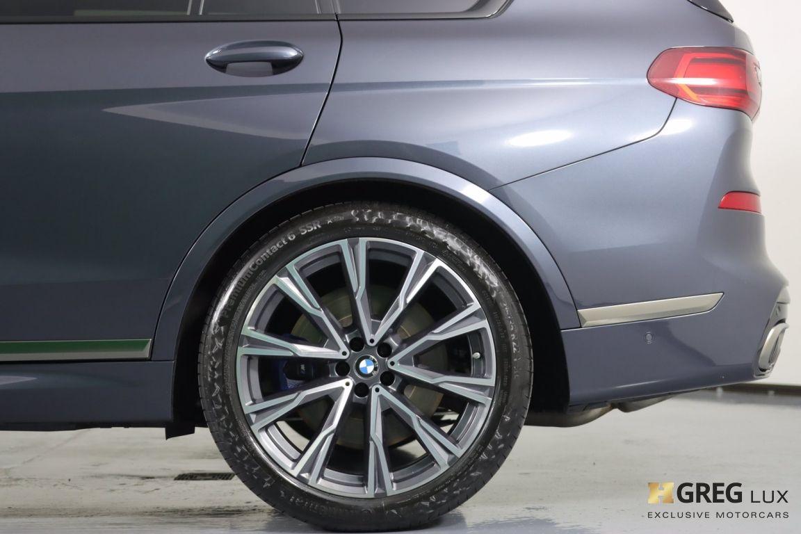 2021 BMW X7 M50i #24
