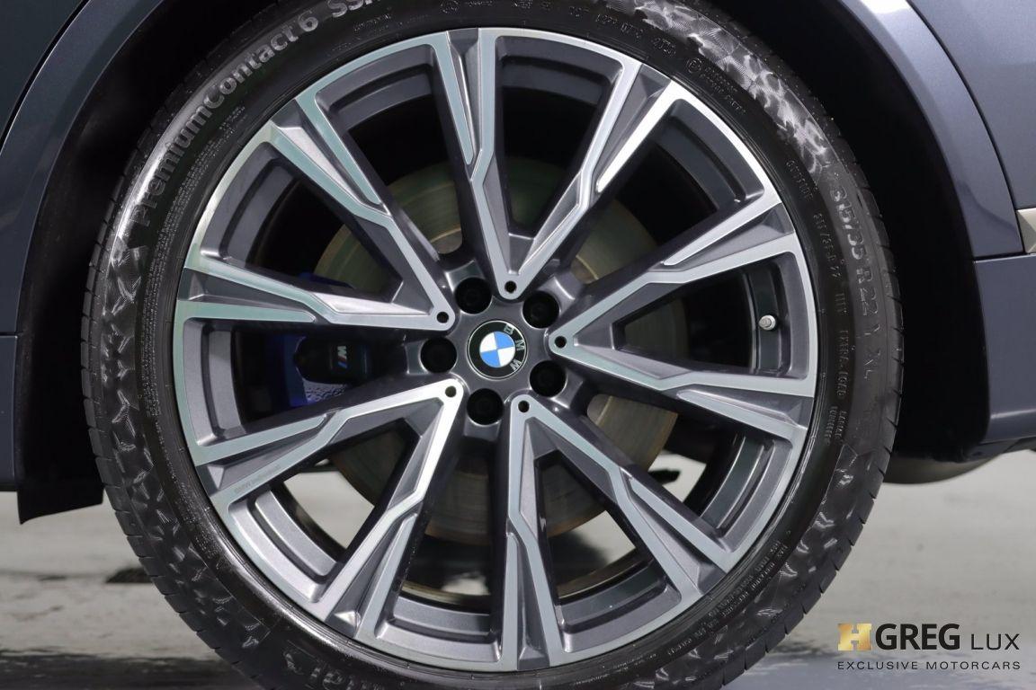 2021 BMW X7 M50i #25