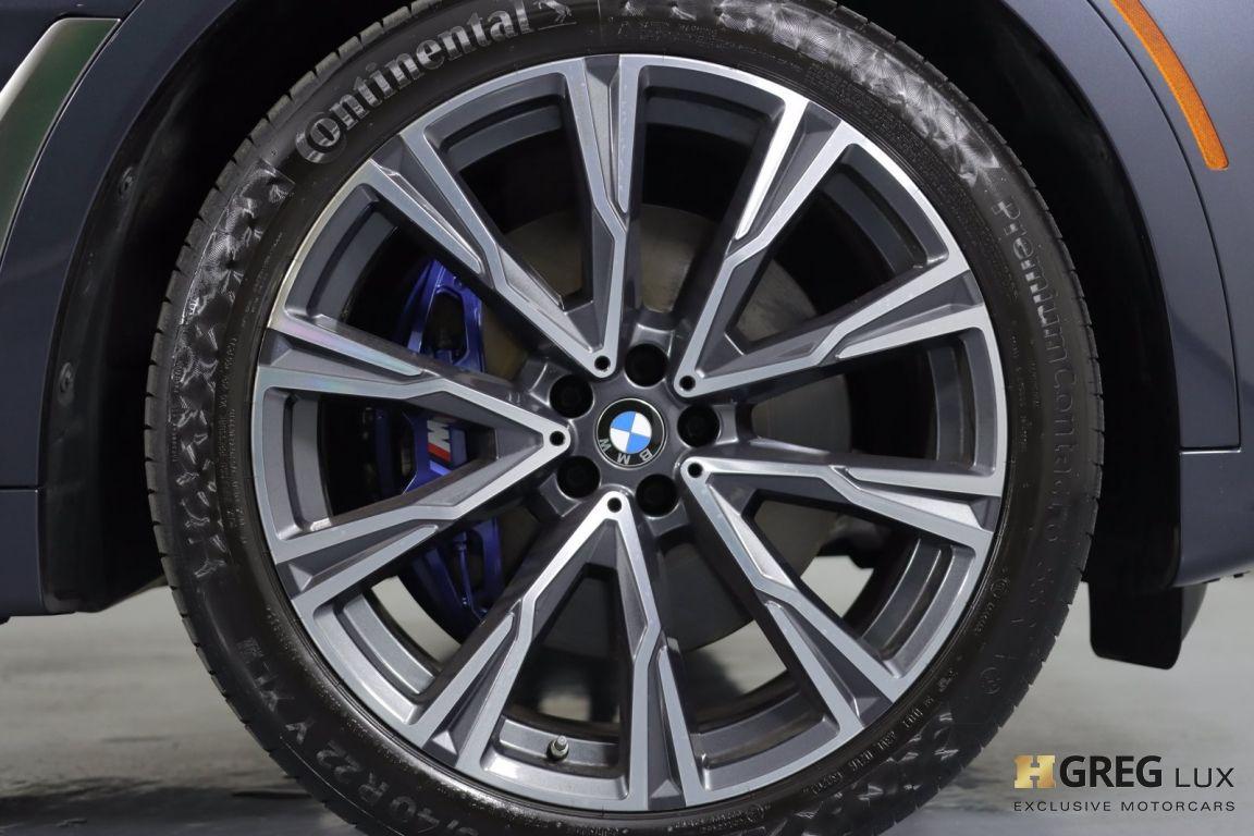 2021 BMW X7 M50i #12