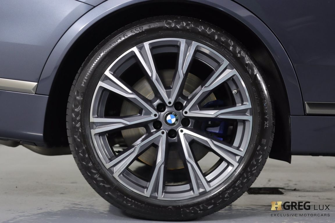2021 BMW X7 M50i #14