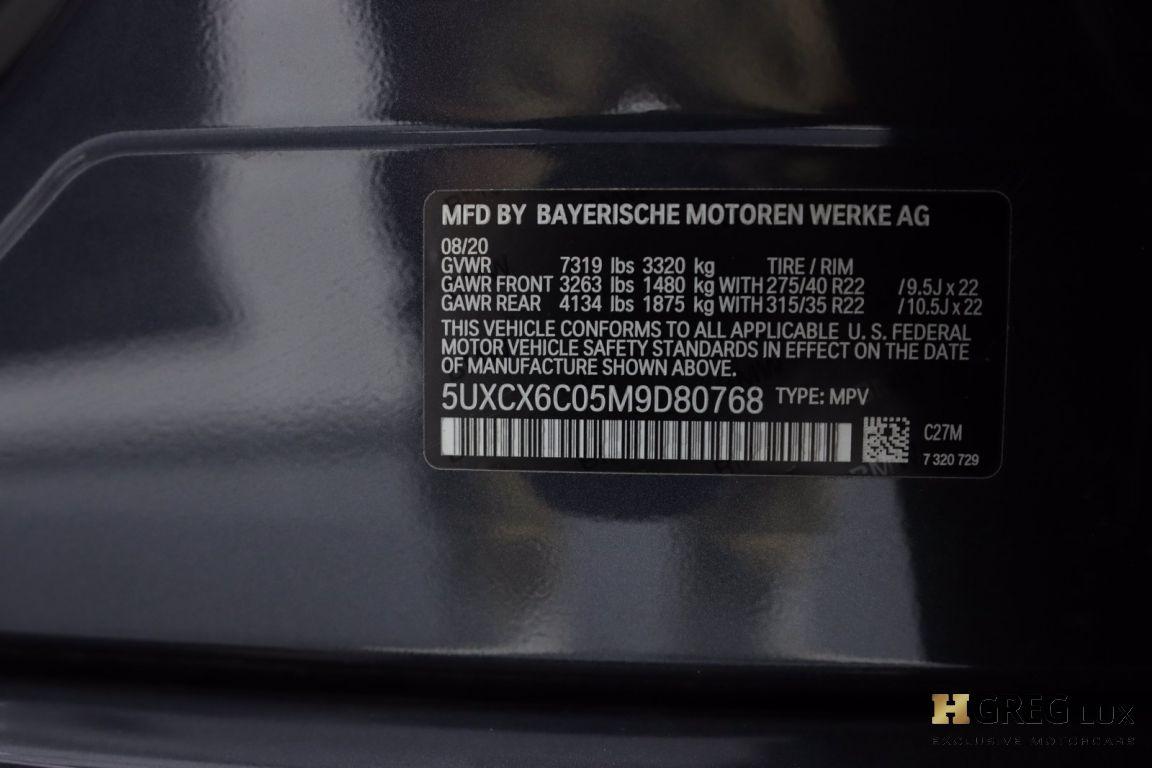2021 BMW X7 M50i #59