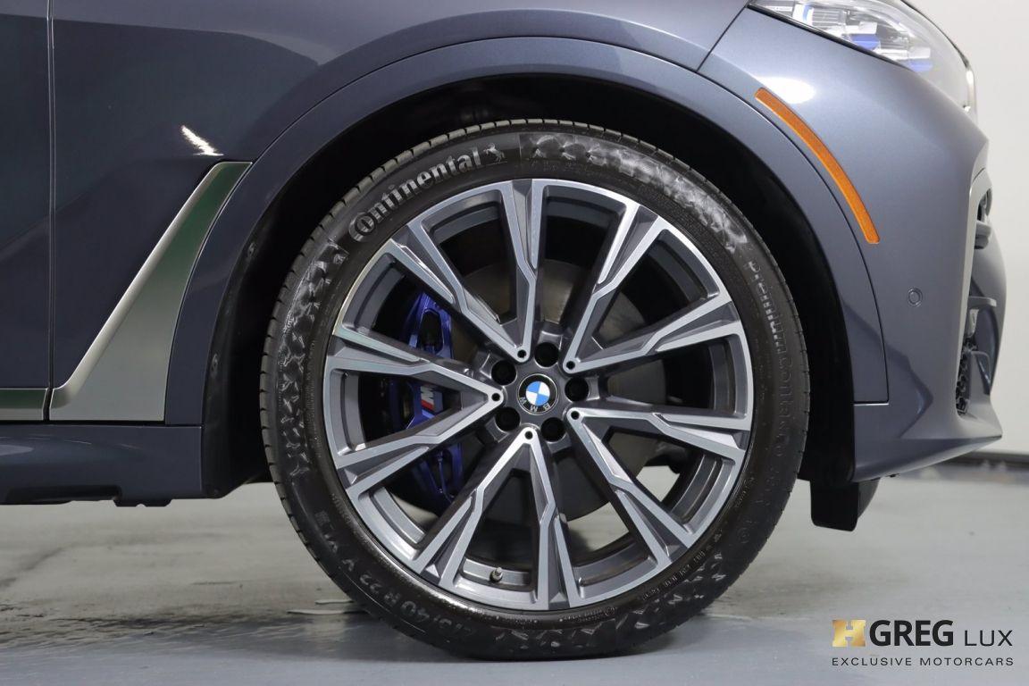 2021 BMW X7 M50i #11