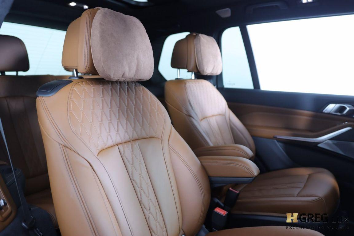 2021 BMW X7 M50i #34