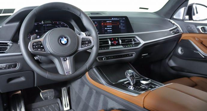 2021 BMW X7 M50i #1