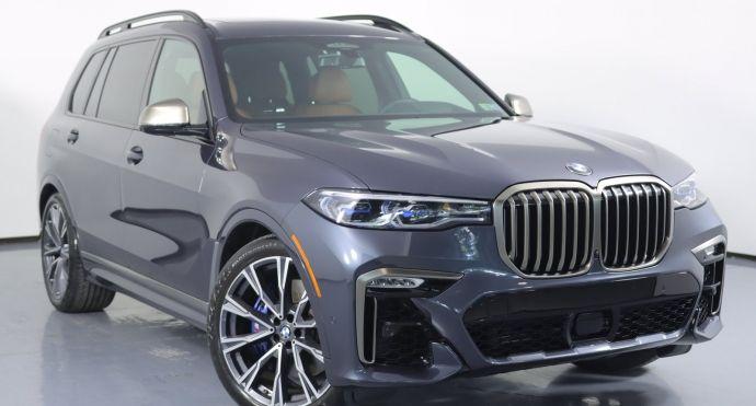2021 BMW X7 M50i #0