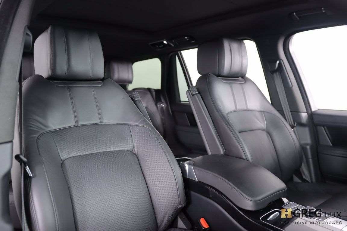 2018 Land Rover Range Rover 5.0L V8 Supercharged #29
