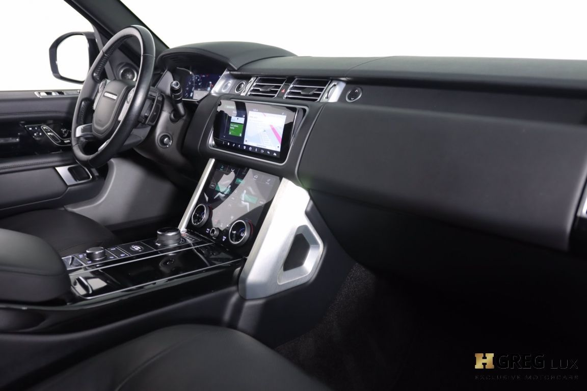 2018 Land Rover Range Rover 5.0L V8 Supercharged #25
