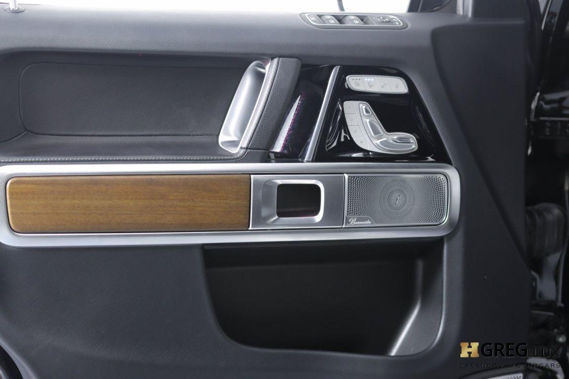 2019 Mercedes Benz G Class G 550 #35