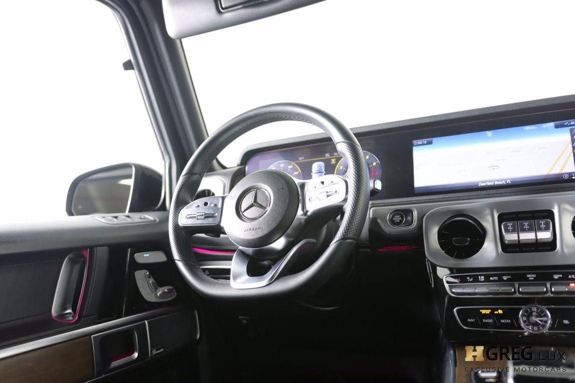 2019 Mercedes Benz G Class G 550 #51
