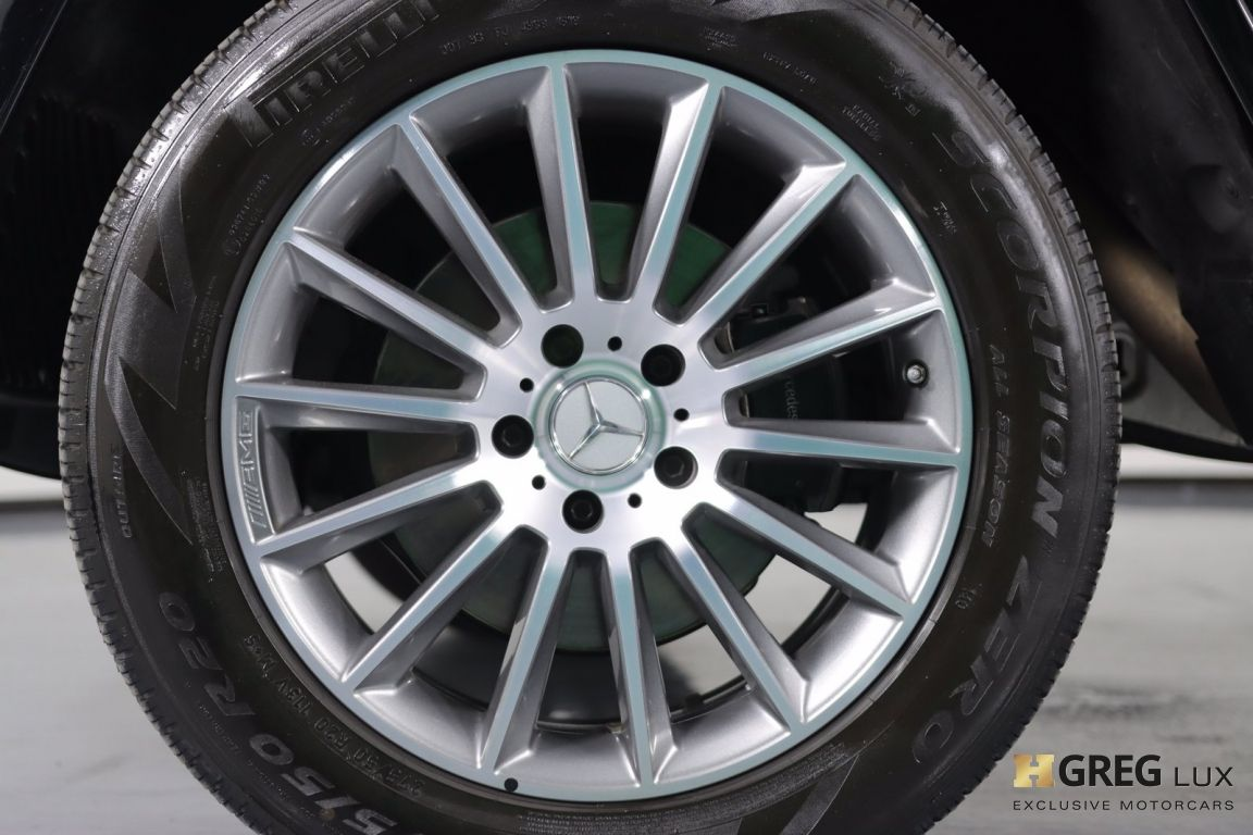 2019 Mercedes Benz G Class G 550 #23