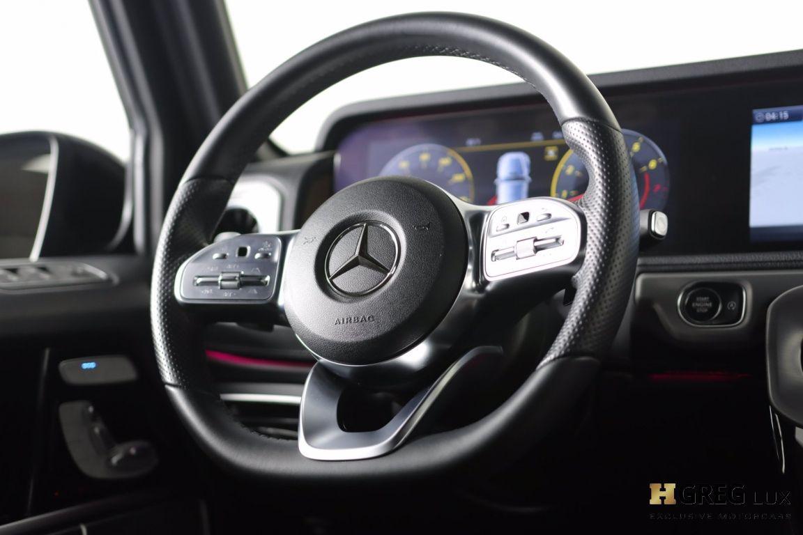 2019 Mercedes Benz G Class G 550 #52