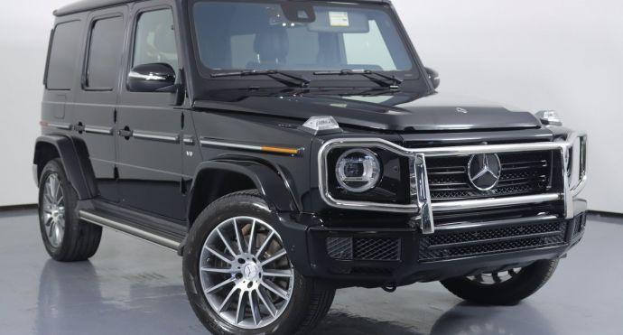 2019 Mercedes Benz G Class G 550 #0