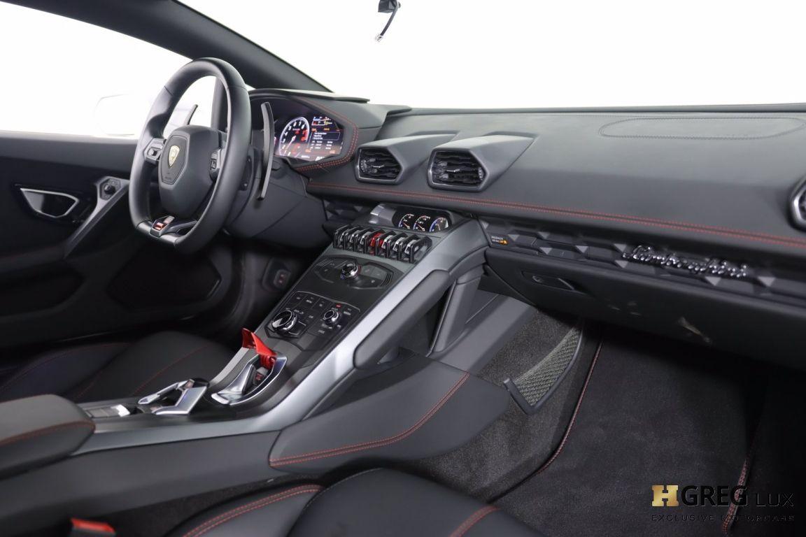 2019 Lamborghini Huracan LP580-2 #28
