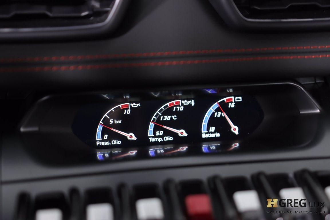 2019 Lamborghini Huracan LP580-2 #36
