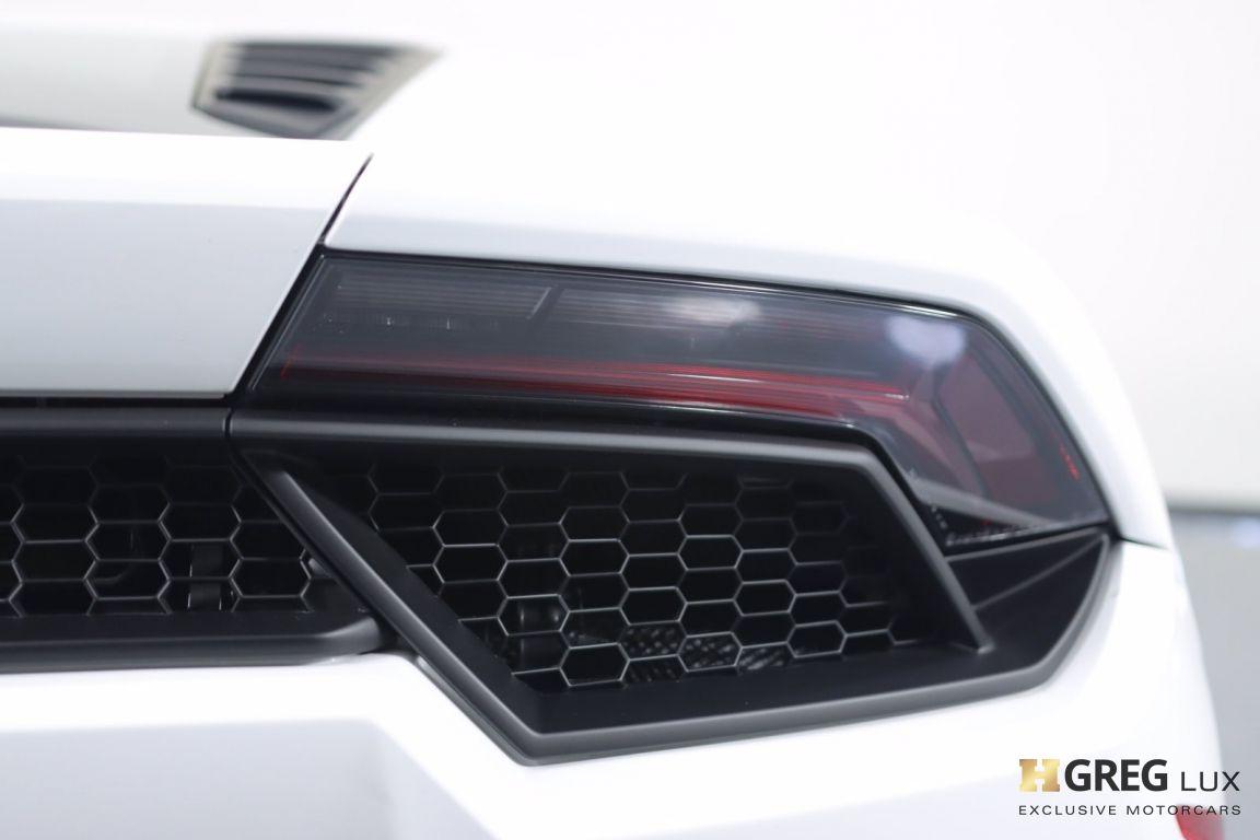 2019 Lamborghini Huracan LP580-2 #18