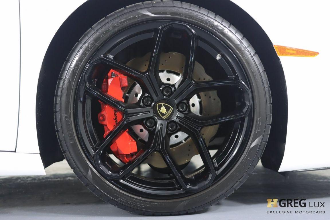 2019 Lamborghini Huracan LP580-2 #12