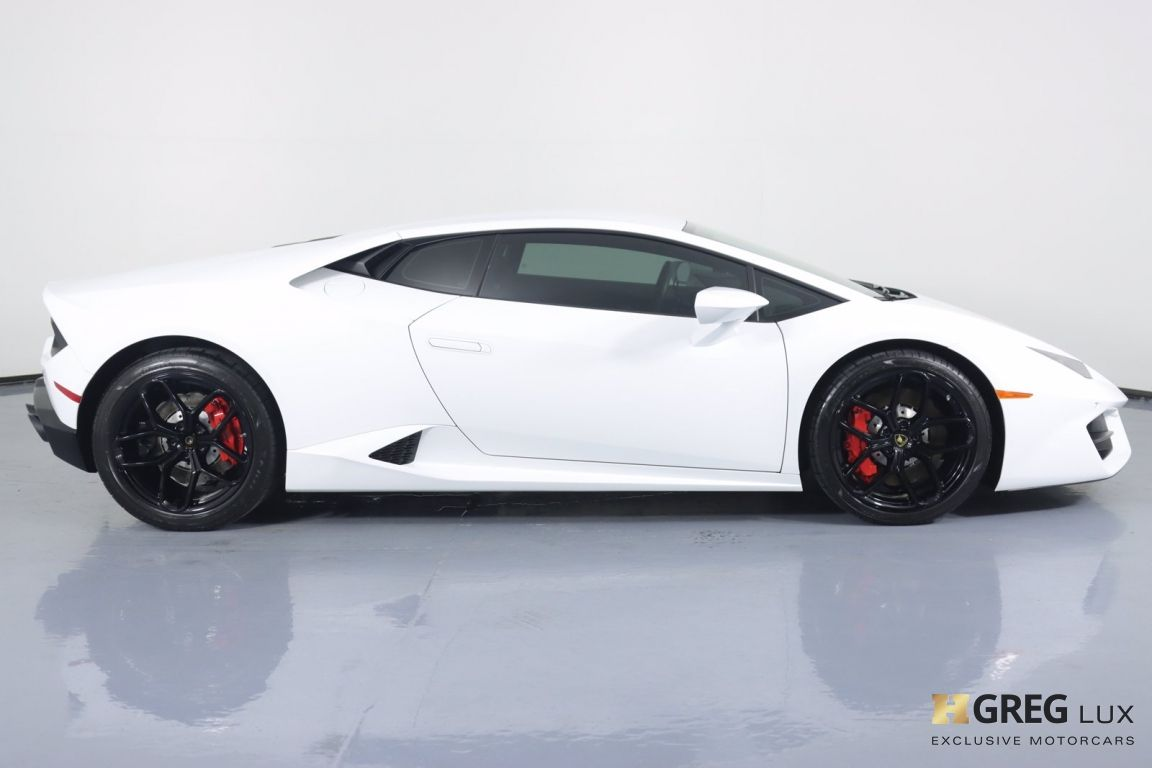 2019 Lamborghini Huracan LP580-2 #10