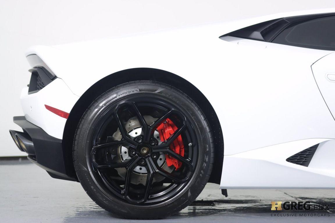 2019 Lamborghini Huracan LP580-2 #13