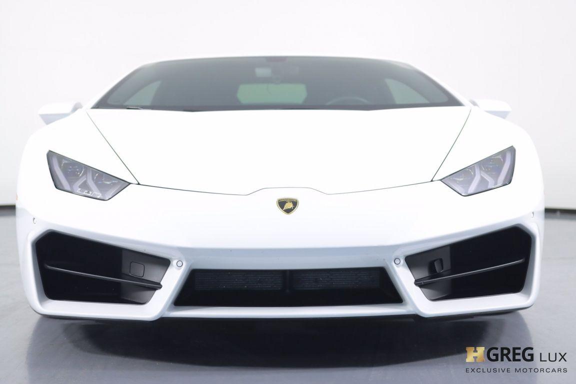 2019 Lamborghini Huracan LP580-2 #3