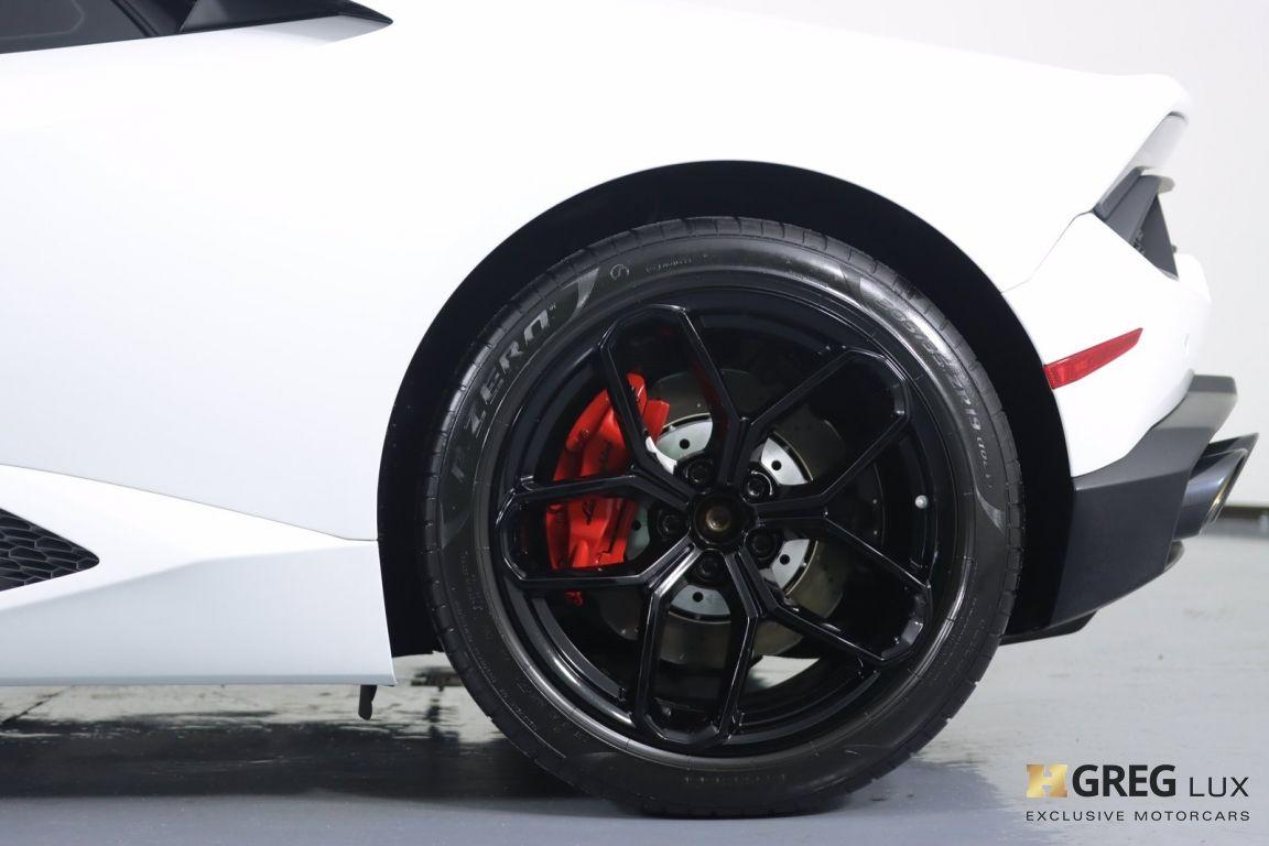 2019 Lamborghini Huracan LP580-2 #24