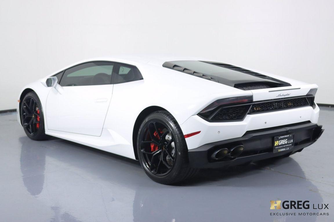2019 Lamborghini Huracan LP580-2 #20