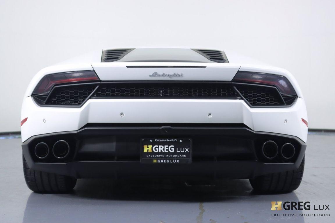 2019 Lamborghini Huracan LP580-2 #16
