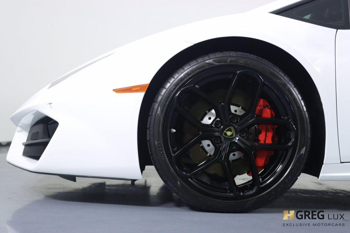2019 Lamborghini Huracan LP580-2 #22