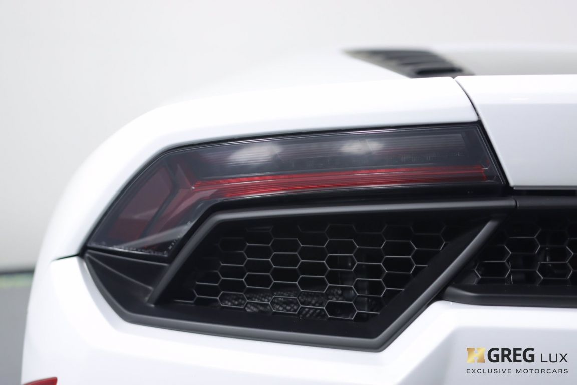 2019 Lamborghini Huracan LP580-2 #17