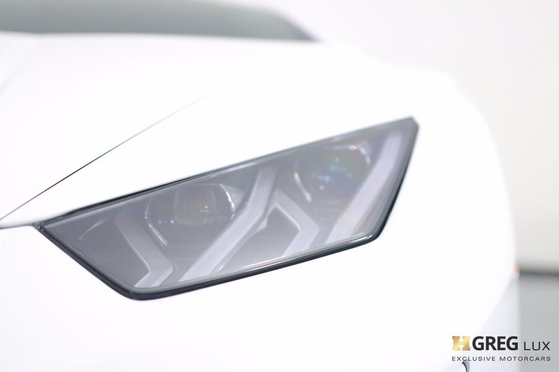 2019 Lamborghini Huracan LP580-2 #5
