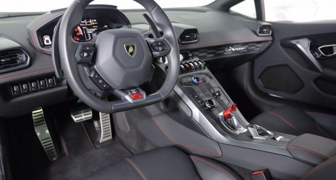 2019 Lamborghini Huracan LP580-2 #1
