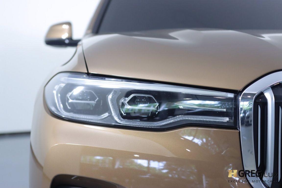 2019 BMW X7 xDrive50i #4