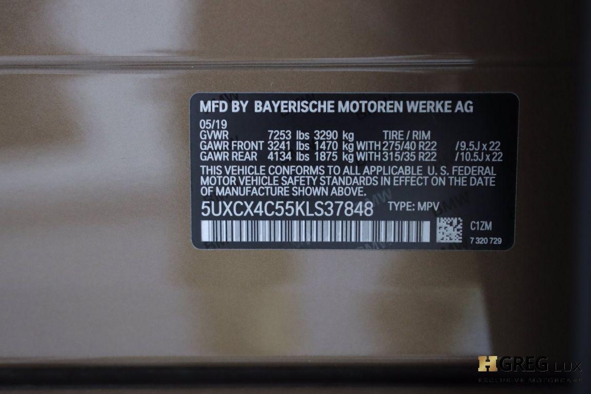 2019 BMW X7 xDrive50i #59