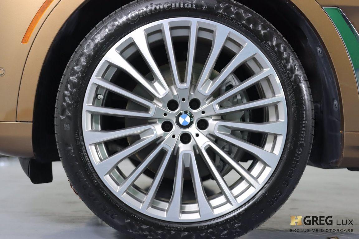 2019 BMW X7 xDrive50i #24
