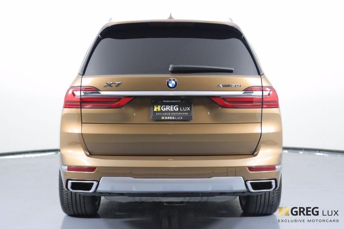 2019 BMW X7 xDrive50i #16